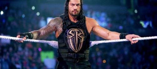 Roman Reigns was in the latest main event for 'Monday Night Raw' before 'Extreme Rules.' [Image via Blasting News image library/inquisitr.com]