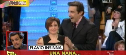 """Striscia la notizia risponde a Flavio Insinna: """"si finge perseguitato"""" - diregiovani.it"""