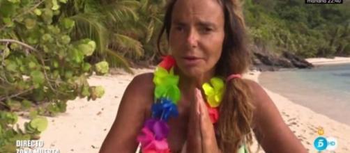 Supervivientes: Leticia Sabater se salta las normas de ... - elconfidencial.com