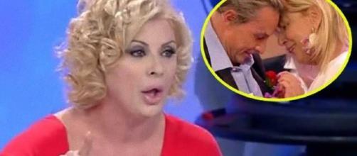 Tina Cipollari rilascia un'intervista a Tv Sorrisi e Canzoni.