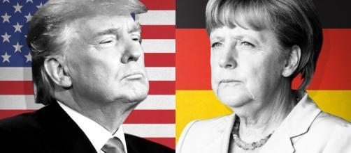 Trump, Merkel meet at White House - cnn.com