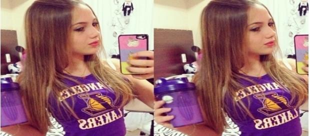 Bianca Montes que vem fazendo sucesso nas redes sociais