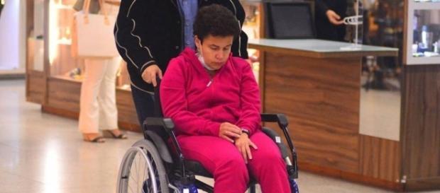 Após surto, atriz Claudia Rodrigues foi internada
