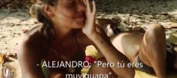 Así reacciona Benji Aparicio al tonteo de Laura Matamoros con ... - diezminutos.es