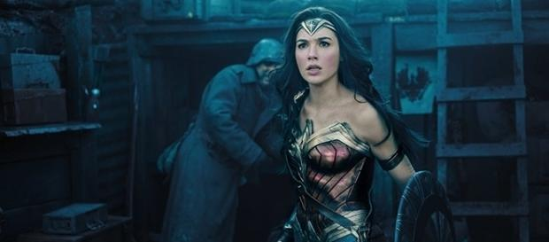 "DC's first ever female-led superhero film ""Wonder Woman"" hits theaters this June 2. (Clay Enos/Warner Bros.)"
