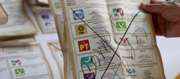 El odio-amor de los mexicanos al proceso electoral.