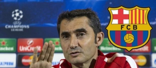 Ernesto Valverde nuevo entrenador del Barcelona