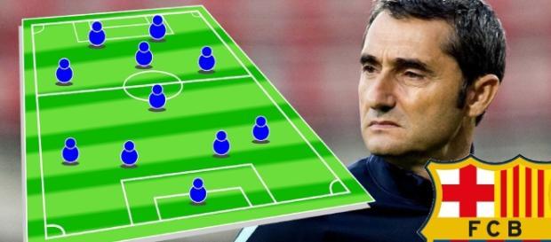 Ernesto Valverde ya prepara la plantilla del FC Barcelona