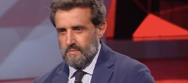 Flavio Insinna è stato ospite a Carta Bianca