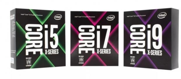 Intel announce Core X range of processors - Intel