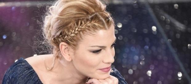 La cantante salentina Emma Marrone.
