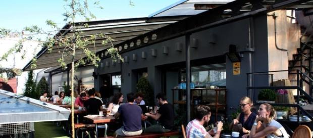 Las terrazas, toda una institución del ocio en Madrid