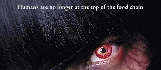 New 'Tokyo Ghoul' movie poster shows Masataka Obata as a menacing Ken Kaneki. / from 'Reddit'