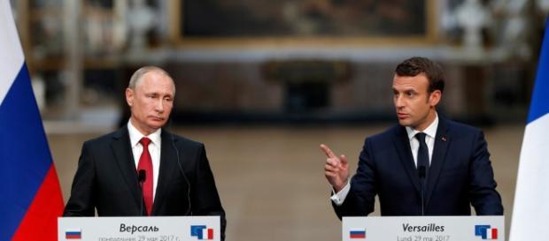Scontro sulle interferenze russe durante le elezioni francesi - huffingtonpost.it