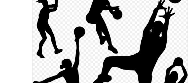 Sports in schools / Photo vector via Pixabay no attrition CCO Public Domain