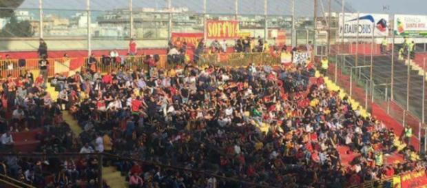 Tanti tifosi del Lecce ad Alessandria?