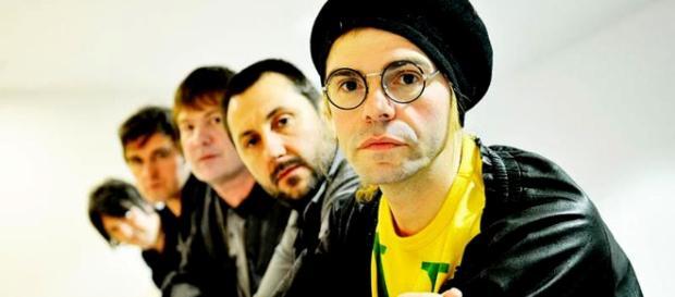 The Charlatans appena usciti con il nuovo disco