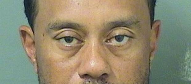 Tiger Woods, detenido en Florida por conducir ebrio