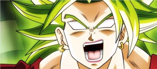 Two Female Saiyans Confirmed?! Dragon Ball Super Kale - UnrealEntGaming/YouTube