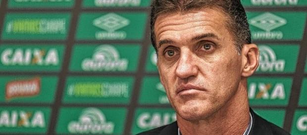 Vagner Mancini, técnico da Chapecoense