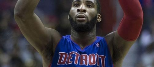 Andre Drummond and the Pistons' future - Keith Allison via Flickr