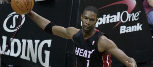 Chris Bosh is most likely done with the NBA - Keith Allison via Flickr