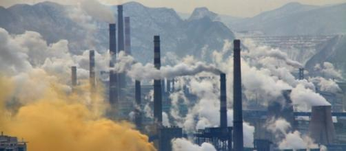 Climate change runs rampant in China / Photo via Andreas Habich, Wikimedia