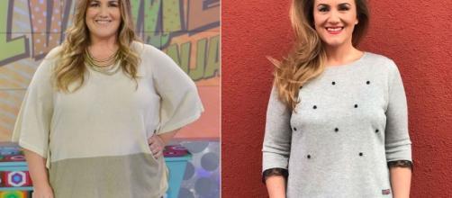 El curioso caso de Carlota Corredera: 60 kilos menos y se hace famosa - elespanol.com