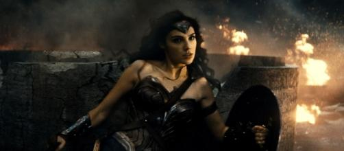 Gal Gadot Says She's 'Very Grateful' to Portray Wonder Woman on ... - go.com