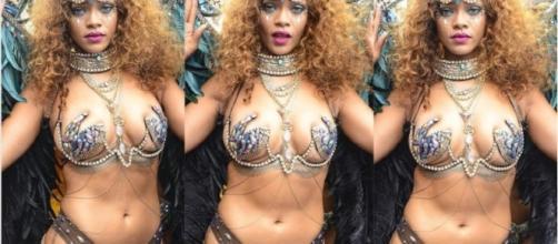 Giornalista chiama Rihanna grassa e i suoi fan si scatenano