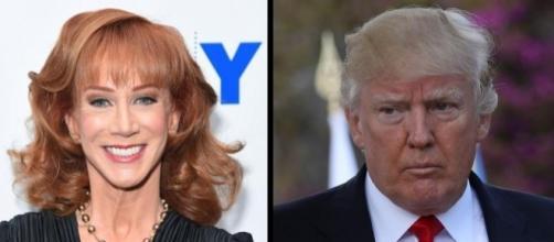 Kathy Griffin apologizes after tweeting president 'beheading ... - wsbradio.com