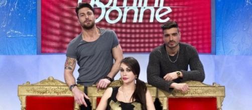 La stagione televisiva di Fabio Colloricchio, Valentina Dallari, Amedeo Andreozzi.
