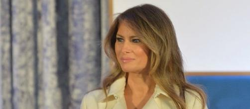 Melania Trump/Image by Department of State Public Domain