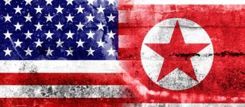 North Korea baits the USA with 4 missile tests. BN Image Library.