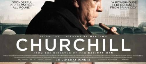"Only Film Media on Twitter: ""New posters for #Churchill (2017 film ... - twitter.com"