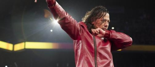 Shinsuke Nakamura was involved in another tag match on Tuesday's 'SmackDown Live.' [Image via Blasting News image library/usatoday.com]