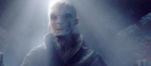 Star Wars: Episode 8' Set Leak Reveals Supreme Leader Snoke Details - idigitaltimes.com
