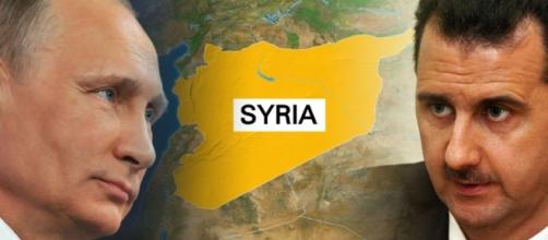 Syria and Russia gain ground in Syria. - cnn.com