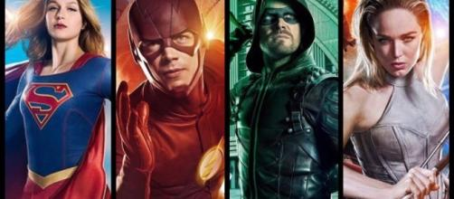 When will Arrowverse return to The CW? [Image via BN Library]