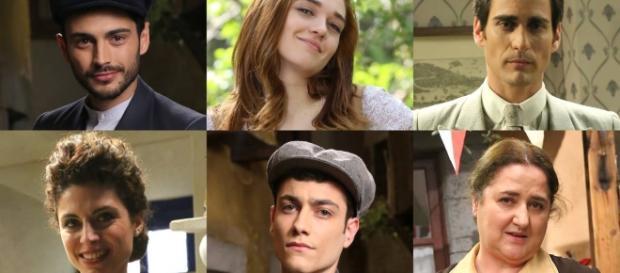 """arriveranno nuovi personaggi nell'ottava stagione della soap spagnola de """"Il Segreto"""""""