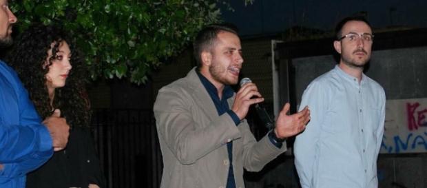 Giovanni Evangelista, candidato di FDI-AN.