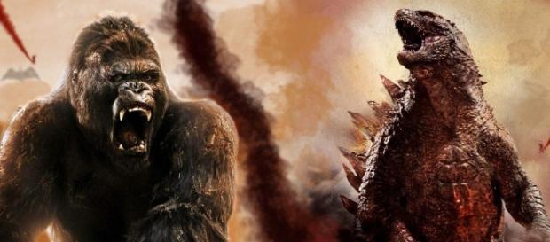 Godzilla Vs King Kong Coming After Skull Island & Godzilla 2 - movieweb.com