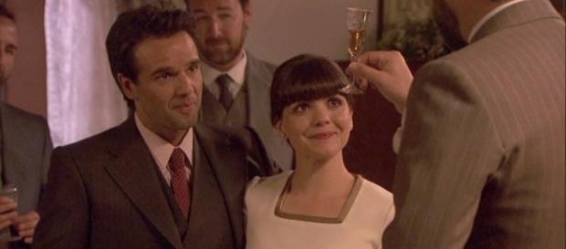 Il Segreto, anticipazioni: Mencia e Carmelo si sposano