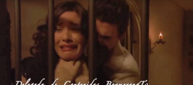 Il Segreto, trame luglio: Elias uccide Camila?