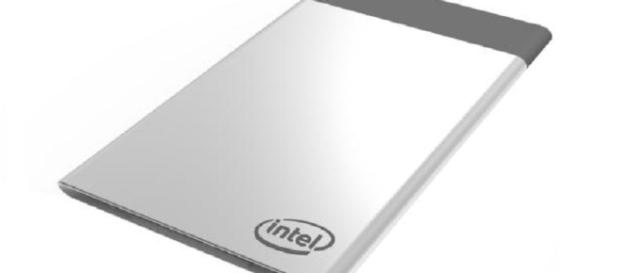 Intel's new Compute Card: processor, memory and storage in a card-sized package. / from 'Tech Times' - techtimes.com