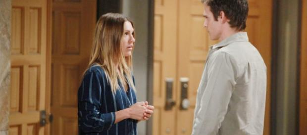"""Intense scenes are about to happen in """"The Young and the Restless."""" Will Chloe be finally put to prison? Photo - sheknows.com"""