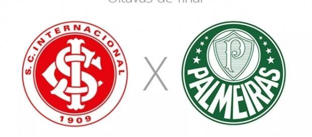 Inter e Palmeiras jogam no Beira-Rio (Foto: Reprodução)