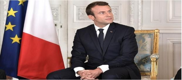 President Emmanuel Macron a Versailles - en.kremlin.ru
