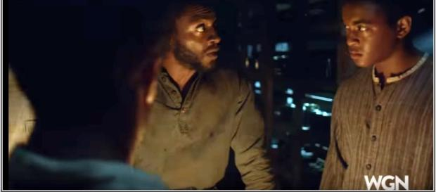 WGN America's Underground/ screencap from UndergroundWGN via Youtube
