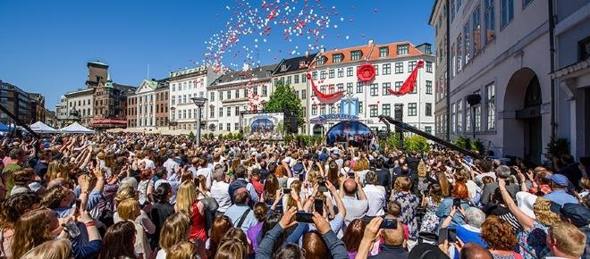 Denmark opens world's most ideally placed Church of Scientology
